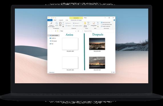 Leer HEIC com CopyTrans HEIC para Windows