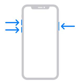Restablecer iPhone con el reinicio