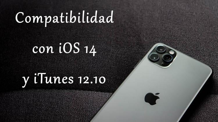 Compatibilidad con iOS 14