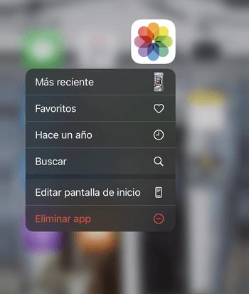 Eliminar las aplicaciones del iPhone