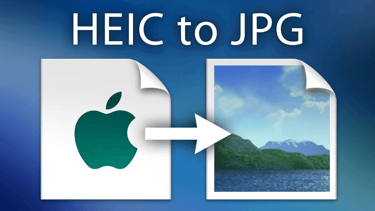 Convertir fotos de HEIC a JPG